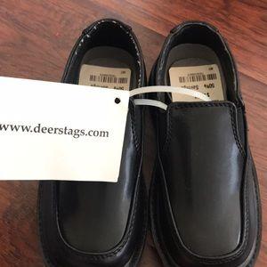 Deer Stags Formal Dress Boy shoes for wedding 8.5
